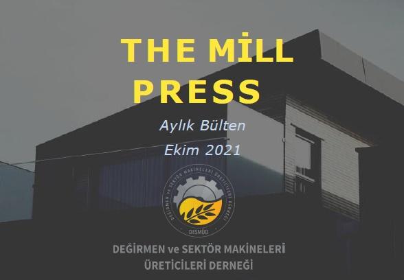 """""""The Mill Press""""in ikinci sayısı yayınlandı."""